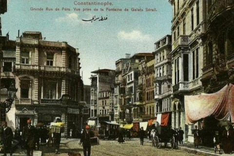 istanbul pera