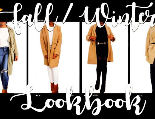 fall winter lookbook