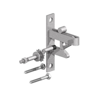 Field Gate Self Locking Latch