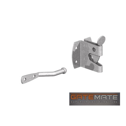 Gatemate Auto Catch Galvanised