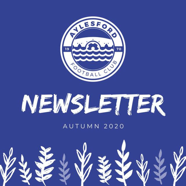 Newsletter: Autumn 2020