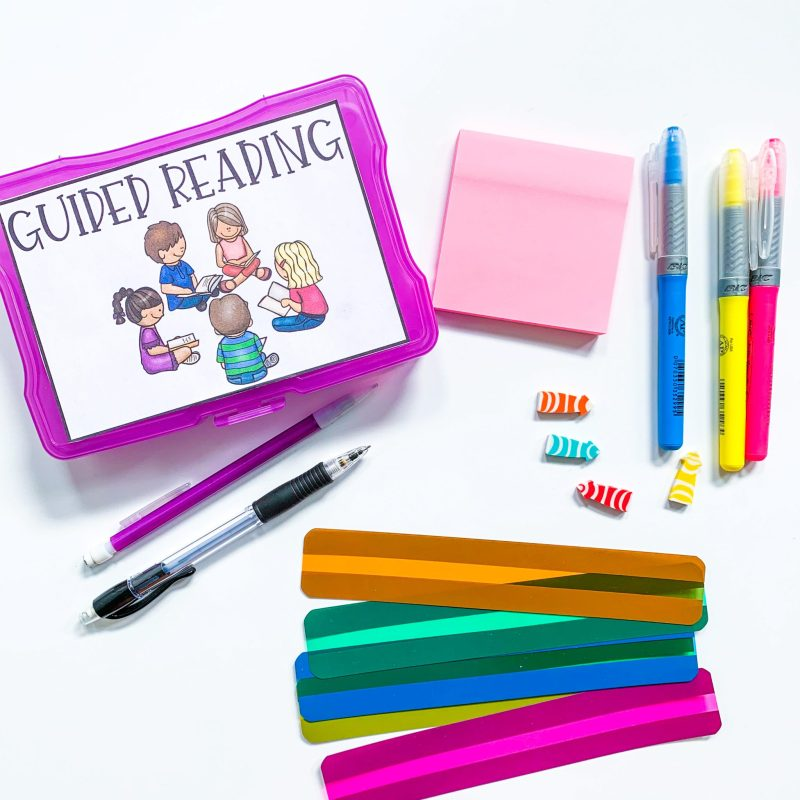 guided reading toolkits