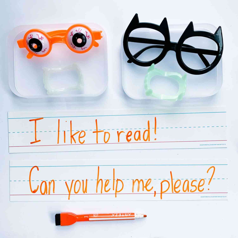 literacy word work ideas