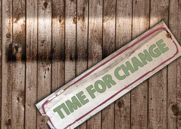 Transitie time for change