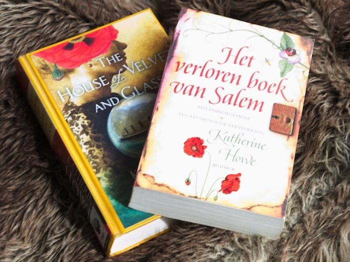 Katherine Howe Halloween boeken