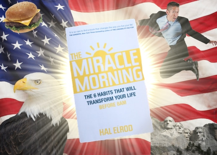 Miracle Morning is very american geschreven