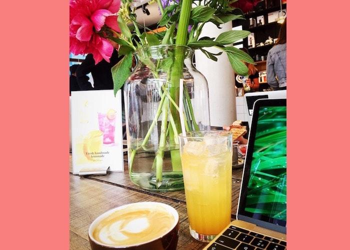 Weekoverzicht 1 Coffee Company limonade