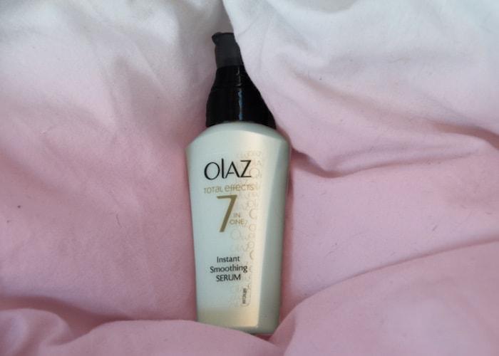 Dagelijkse huidverzorging - Olaz serum