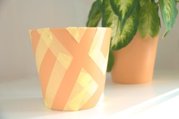 DIY Plantenbak klaar voor verf