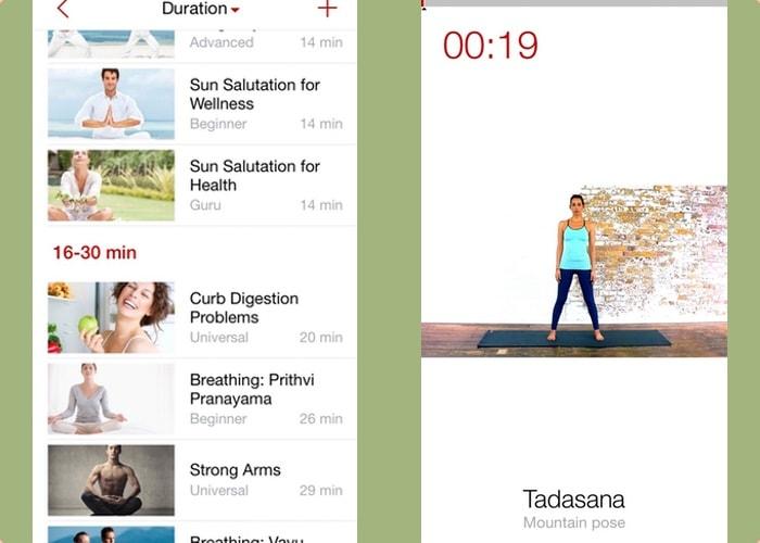 iPhone apps rust - Yoga.com