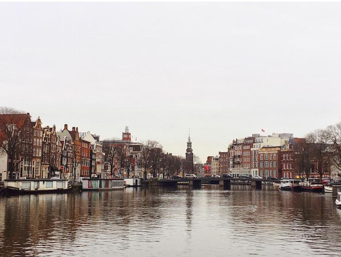 Amsterdam - Muntplein Amstel