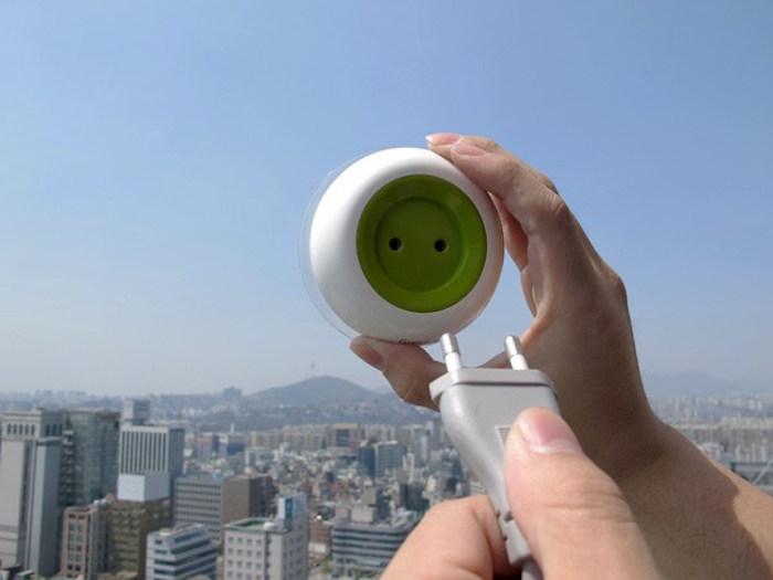 Gadgets in huis: zonnestekkers