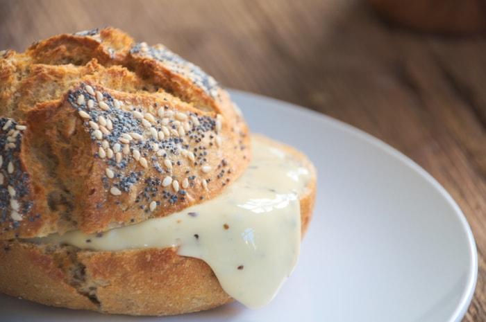 Te veel gegeten: Broodje smeerkaas