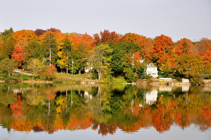 Droomreis: New England