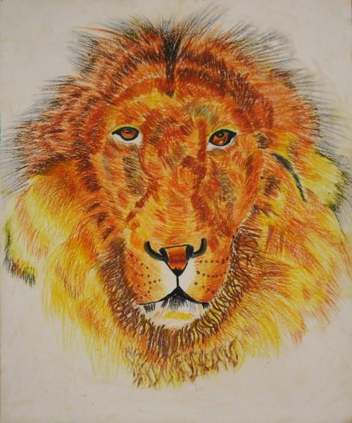 AYLUS_Art_Isabella Huang_Lion