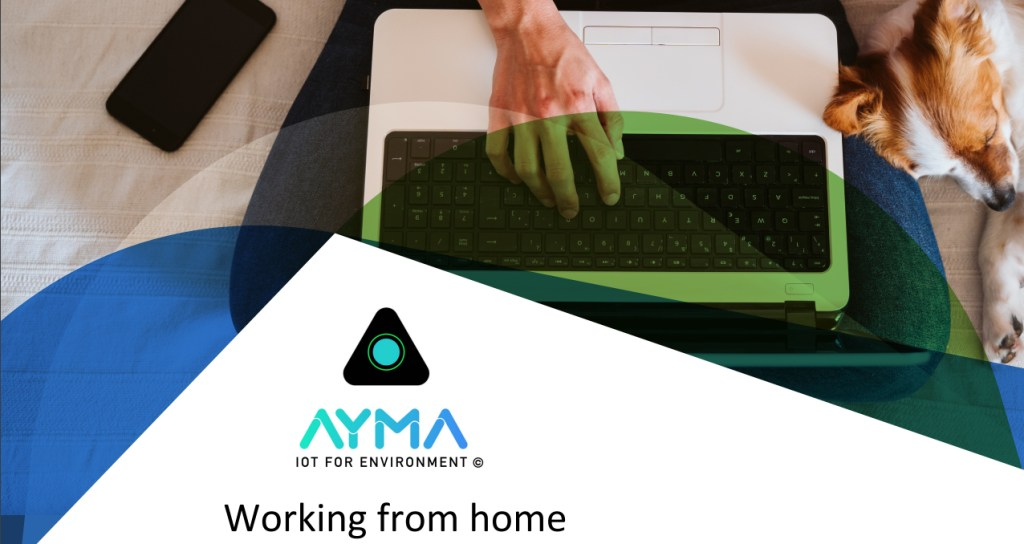 AymaIOT Work from Home
