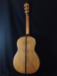 Guitarra Flamenca de Ciprés de Ayman Bitar