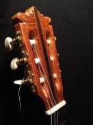 Guitarra flamenca Brazilian Lacewood