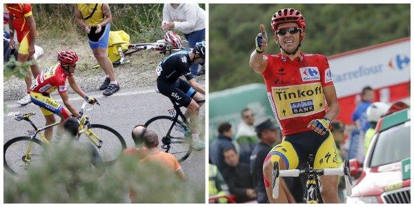 Vuelta a Espana 2014, 16. etap