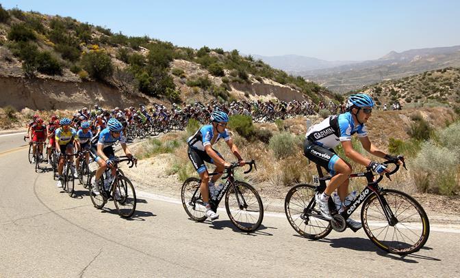 AMGEN tour of California 2014