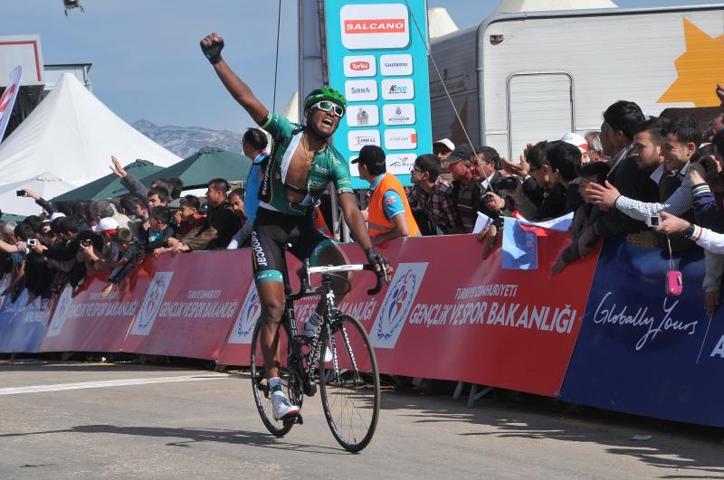 TUR2013, 3. etap: Natnael BERHANE