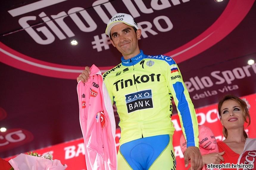 2015, Giro d'Italia, tappa 06 Montecatini Terme - Castiglione della Pescaia, Tinkoff - Saxo 2015, Contador Alberto, Castiglione della Pescaia