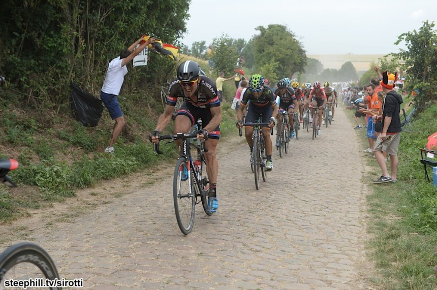 2015, Tour de France, tappa 04 Seraing - Cambrai, Giant - Alpecin 2015, Degenkolb John, Avesnes les Aubert a Carnieres