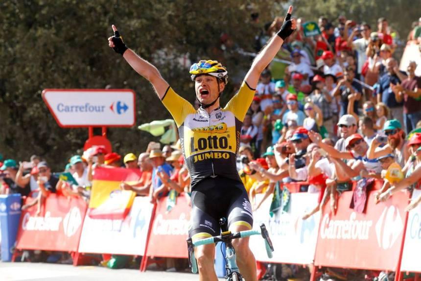 Vuelta2015_Stage7_winner_Bertjan_Lindeman