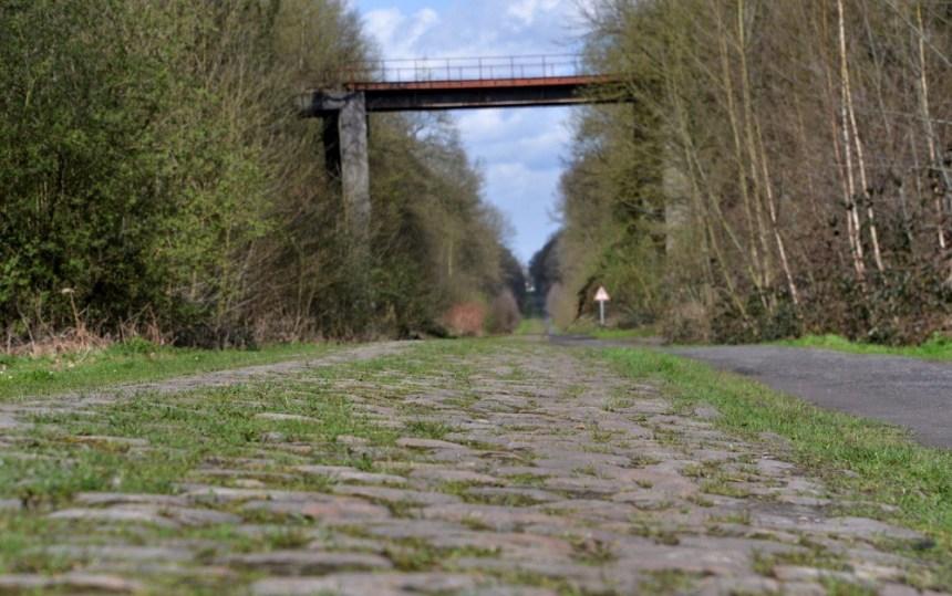 Paris-Roubaix 2016 - 04/04/2016 - Reconnaissance du parcours pave