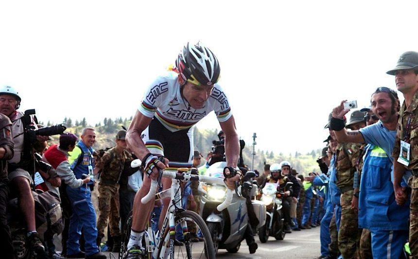 2010, Giro d'Italia, tappa 15 Mestre - Monte Zoncolan, Bmc Racing 2010, Evans Cadel, Monte Zoncolan