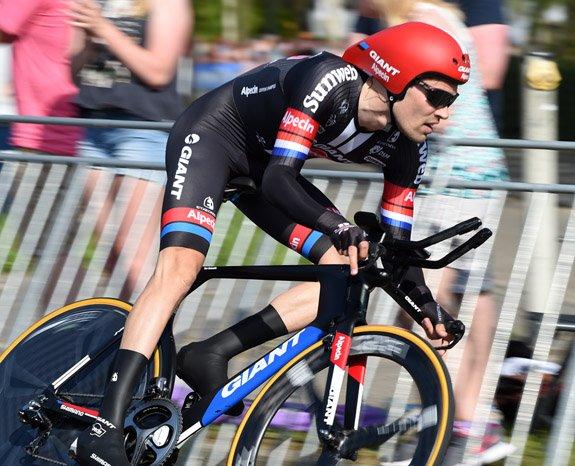 Giro2016_stage1_Tom_Dumoulin