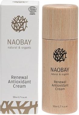 Resultado de imagen de naobay hidratante antioxidante