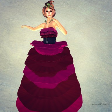 MISS SL PAPER COUTURE Brianna Beresford