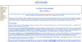 Ayn Rand Old Site - 02 - Celebration