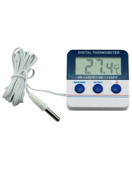 In-Outdoor Alarm Thermometer Type AMT-105