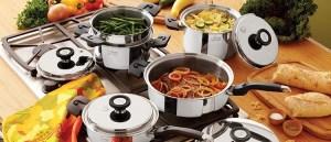Peralatan Masak di Dapur