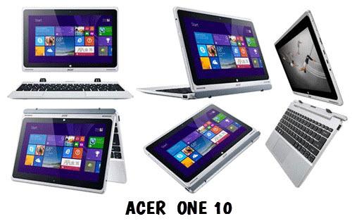 Acer One 10 dari Segi Desain dan Performa