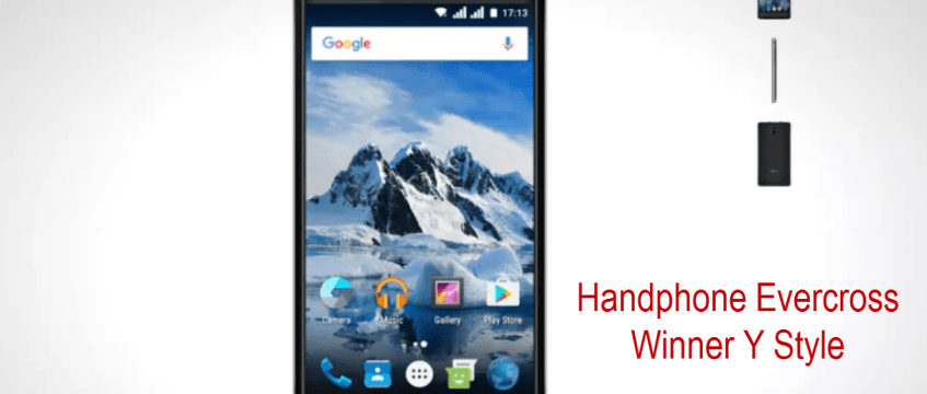 Handphone Evercross