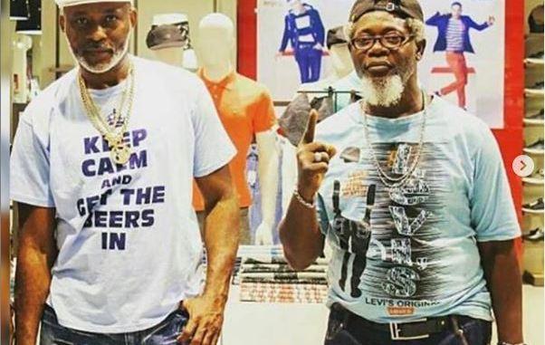 RMD and Victor Olaotan