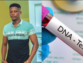 Nollywood Actor, Rotimi Salami and DNA Controversy