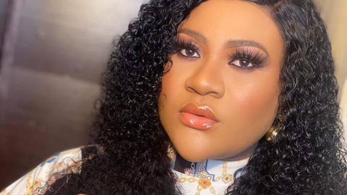 Nollywood Actress, Nkechi Blessing