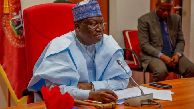 Reduce Borrowing, MDAs Have Potential To Generate More Revenue - Lawan To FG