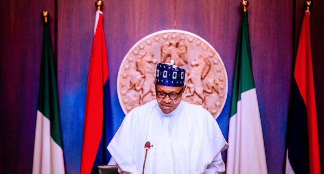 Nigeria's debt is rising because we spent our way out of 'recession' - Pres. Buhari