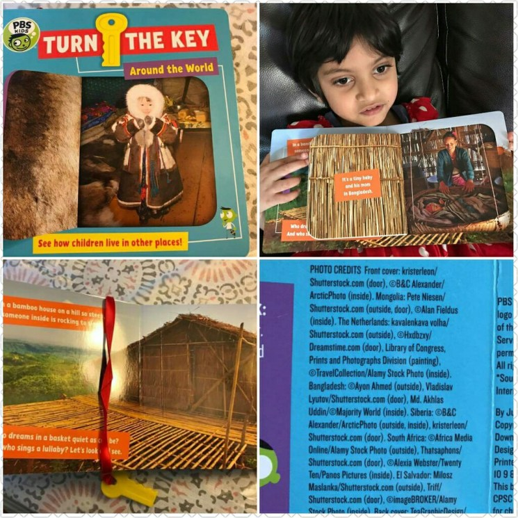 One of my photographs published in USA Children book