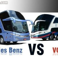 Volvo VS Mercedes Benz