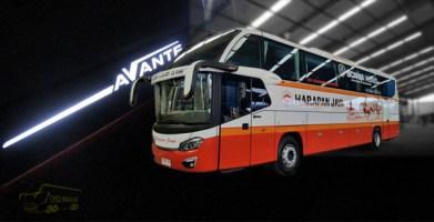 foto avante bus terbaru