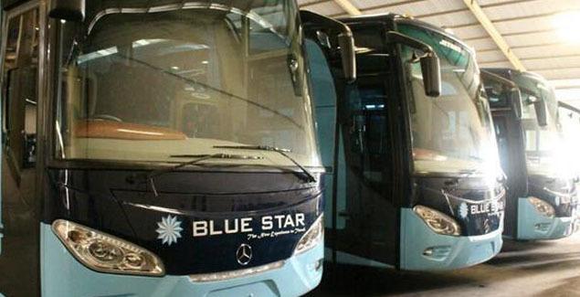 bus PO Blue Star