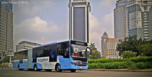 Kode bus Scania