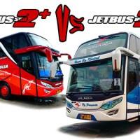 Jetbus SHD dan Jetbus HDD