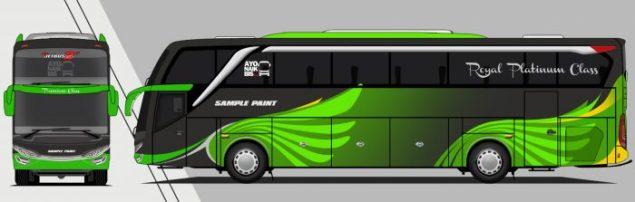 Livery Jetbus SHD